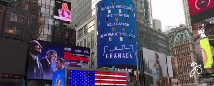 Nueva York. La meca del Marketing y la Comunicación. Misión Comercial e Institucional, organizada por laCámara de Comercio de Granada